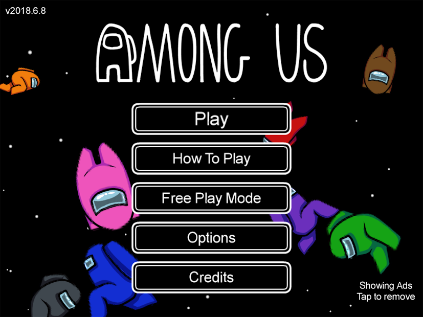 Among Us Screenshot